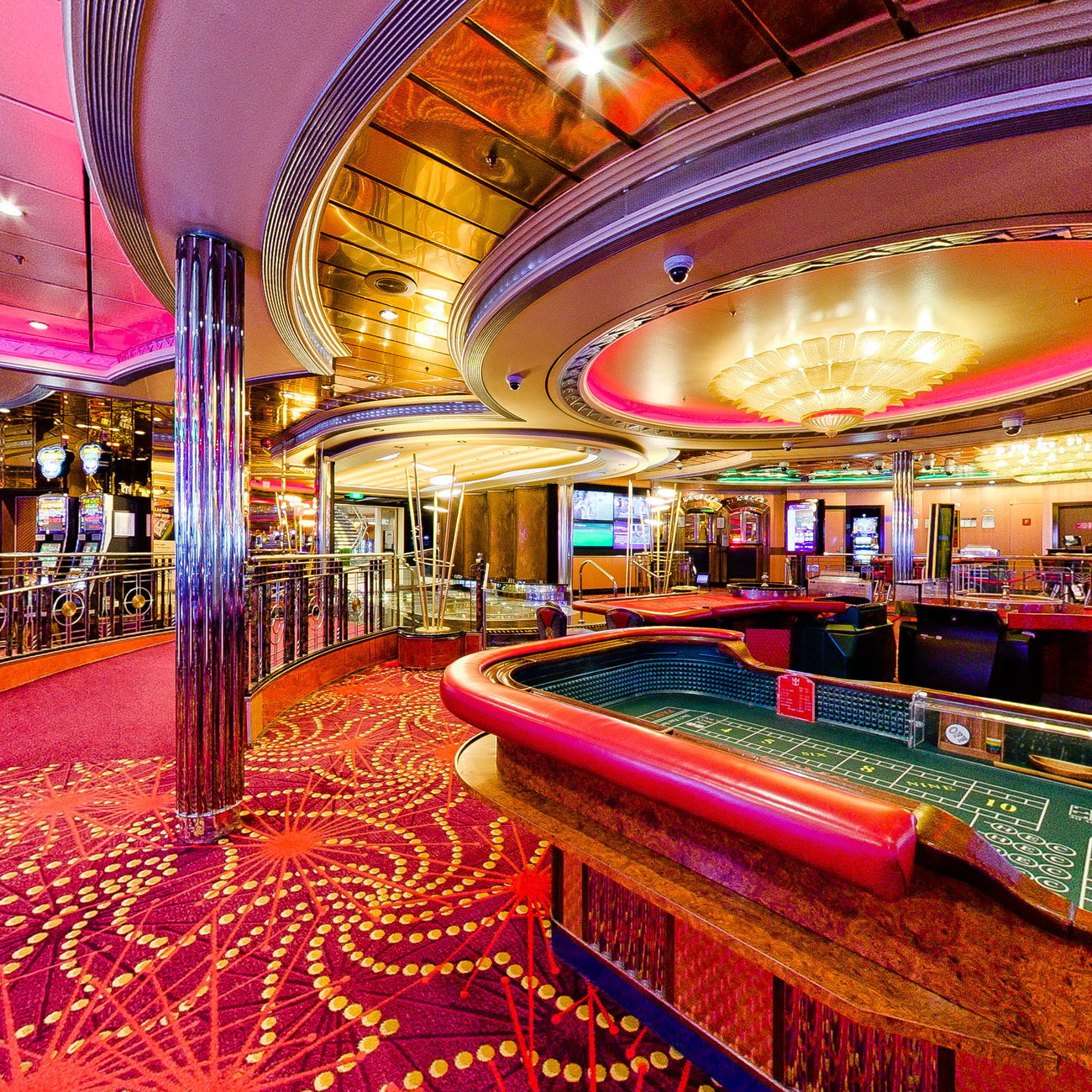 Explorer Of The Seas Casino