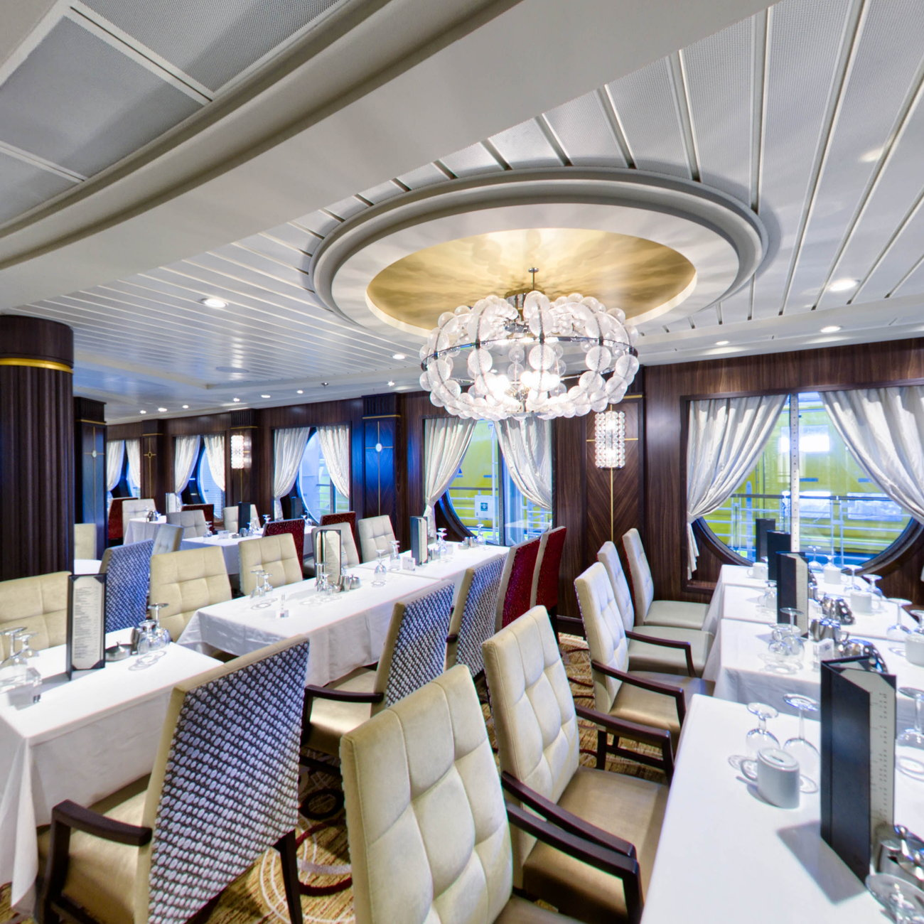 Main Dining Room: Main Dining Room On Royal Caribbean Symphony Of The Seas