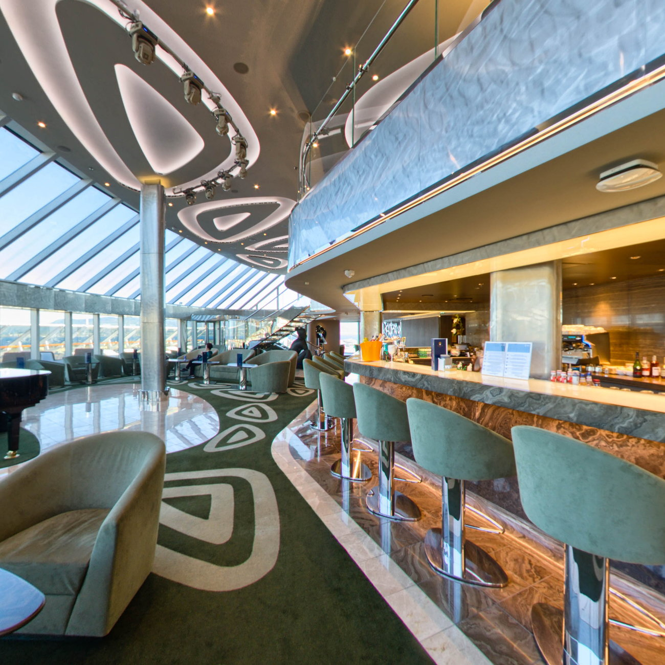 Top Sail Lounge on MSC Seaview Cruise Ship - Cruise Critic