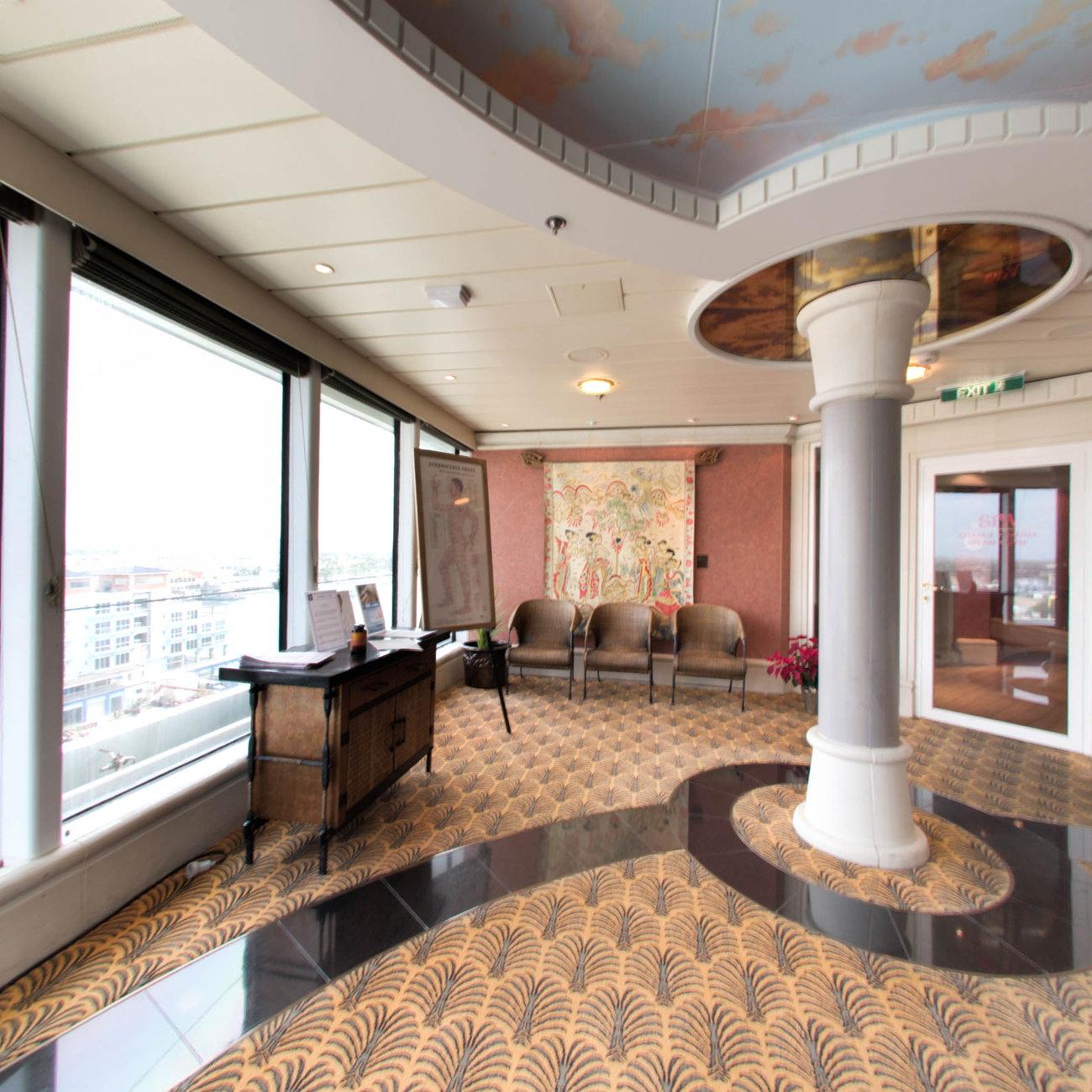 Salon Panorama Officiel: Vitality Spa & Salon On Royal Caribbean Serenade Of The Seas